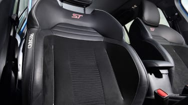 Ford Focus ST Estate - seats