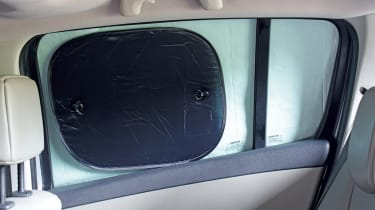 Halfords Side Window Black Out Sunshades