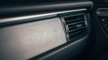 Porsche Macan - dashboard