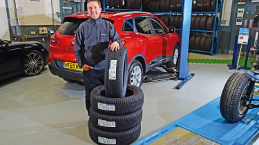 Renault Kadjar - long term second report header