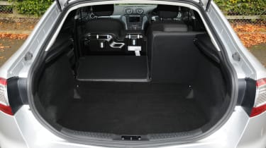 Ford Mondeo boot