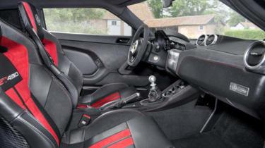 Lotus Evora GT430 - interior