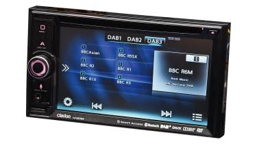 Car stereo reviews - Clarion NX505E