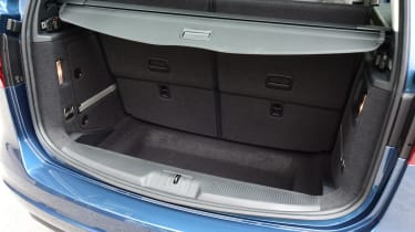 Volkswagen Sharan boot space