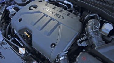 Kia Rio 1.5CRDi engine