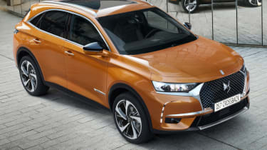 A to Z guide to electric cars - DS 7 Crossback