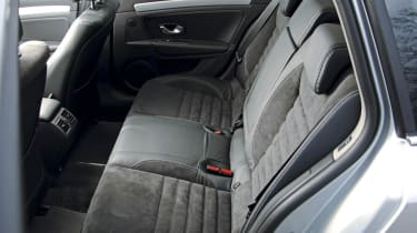 Renault Laguna seats