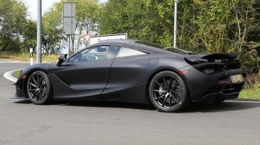 McLaren 750LT - spyshot 6