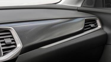 Vauxhall Grandland PHEV - interior detail