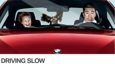 """<span>BMW announced a new system that puts the thrill back in to driving for April Fools Day 2014. It claimed that the Force Injection Booster works by """"extracting kinetic energy from the car's engine and converting it into positive g-"""