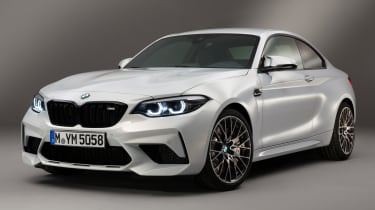 New BMW M2 Competition Pack - front