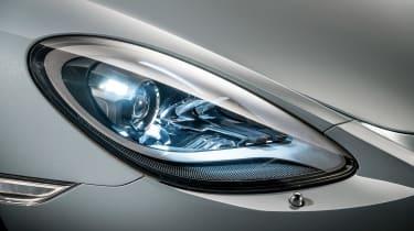 Porsche 718 Cayman - front light detail