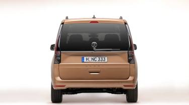 2020 Volkswagen Caddy - full rear