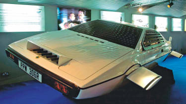 The Spy Who Loved Me, Lotus Esprit 1976