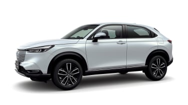 Honda HR-V - front studio