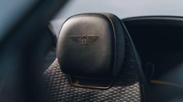 Bentley Bacalar - seat