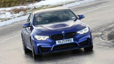 BMW M4 CS - full front