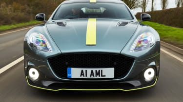 Aston Martin Rapide AMR - full front