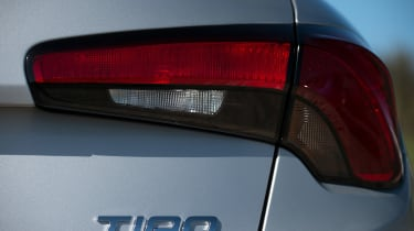Fiat Tipo - Tipo badge