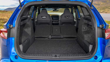 Skoda Enyaq iV 80 Sportline - boot seats down