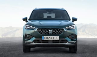 SEAT Tarraco - full front