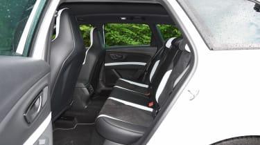 SEAT Leon Cupra ST 290 - rear seats