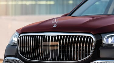 Mercedes-Maybach GLS - grille