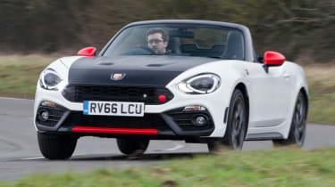 Best toy cars for boys and girls of all ages - Fiat 124 Spider