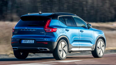 Volvo XC40 T5 Twin Engine - rear action