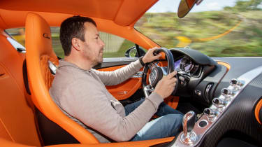 Bugatti Chiron - Richard Meaden