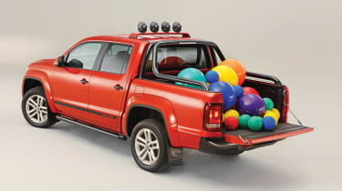 VW Amarok - best pick-up