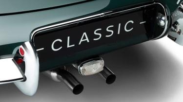 Jaguar E-Type 60 Collection - exhausts
