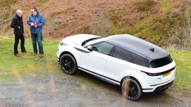 Range Rover Evoque - interview