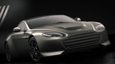 Aston Martin Vantage V600 - front