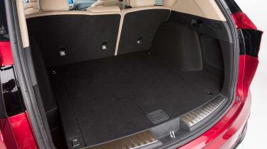 Acura RDX Prototype - boot