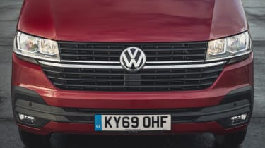 Volkswagen Transporter 6.1 - grille