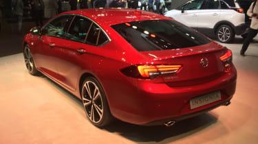 Vauxhall Insignia Grand Sport Geneva - rear