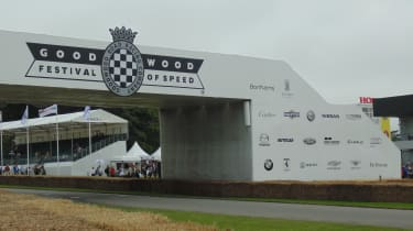 Goodwood 2016 - track
