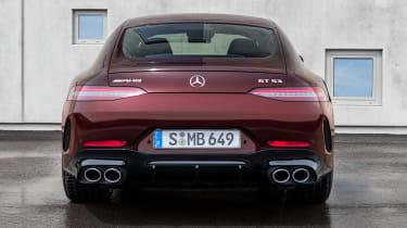 Mercedes-AMG GT 4-Door 2021 facelift - rear