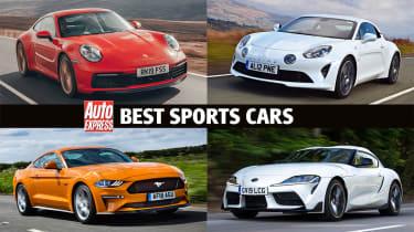 Best Sports Cars 2020 2021 Auto Express
