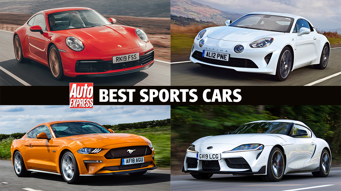 Best Sports Cars 2020 2021 Auto Express
