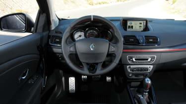 Renaultsport Megane 265 interior