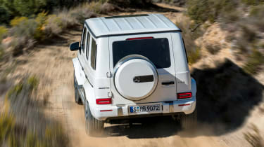 New Mercedes-AMG G 63 - rear