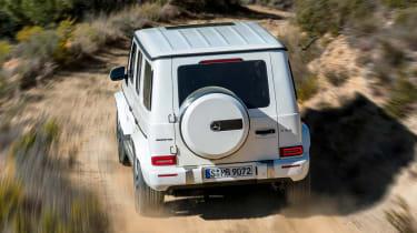 New Mercedes-AMG G 63 - rear