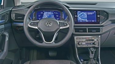 Volkswagen T-Cross - studio dash