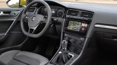 New 2017 Volkswagen Golf - interior
