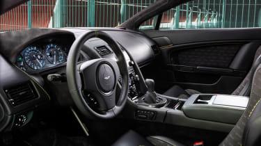 Aston Martin V8 Vantage N430 - interior