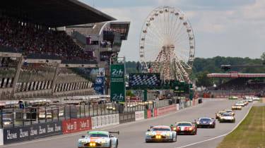 <strong>Le Mans 24 Hours </strong>  Where: Circuit de la Sarthe, France When: 13-14 June Entry: From €75 Contact: 24h-lemans.com