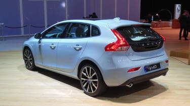 Geneva Motor Show 2016 - Volvo V40 rear