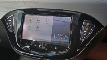 Used Vauxhall Adam - infotainment